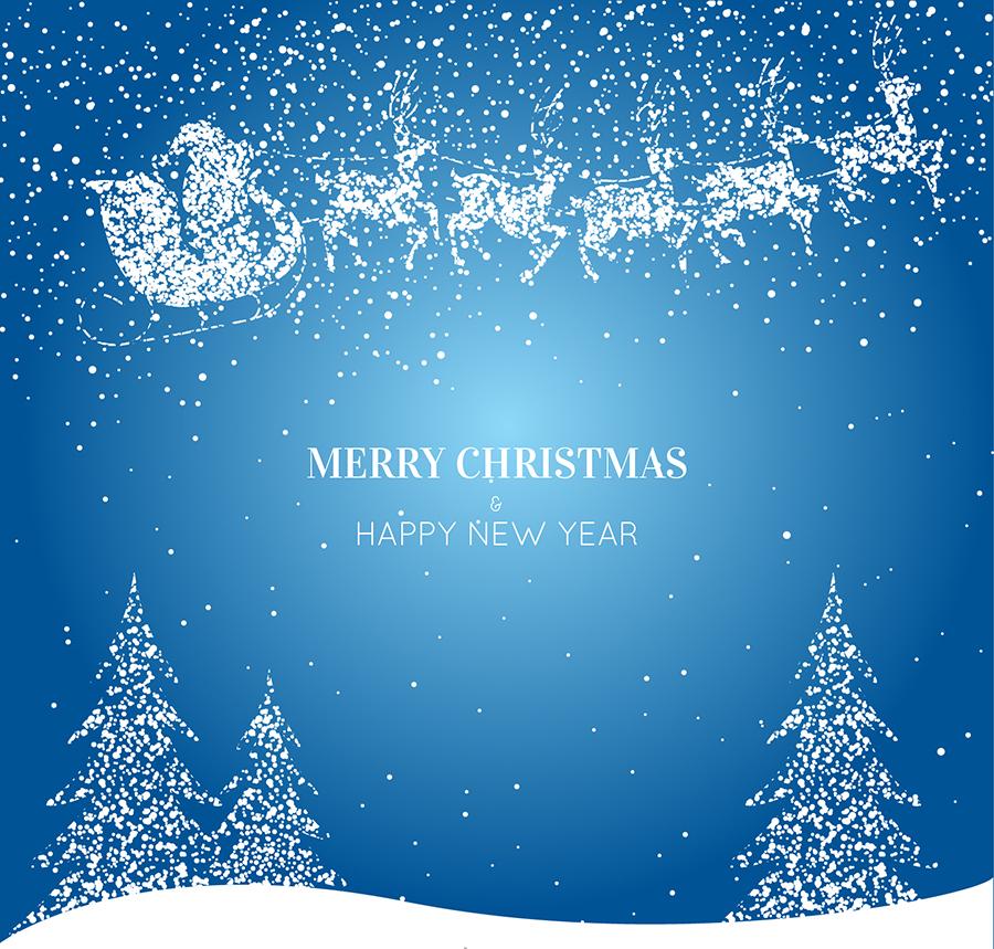 Frohe Weihnachten - FASHIONBIZ